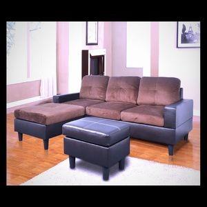 Section Sofa Set